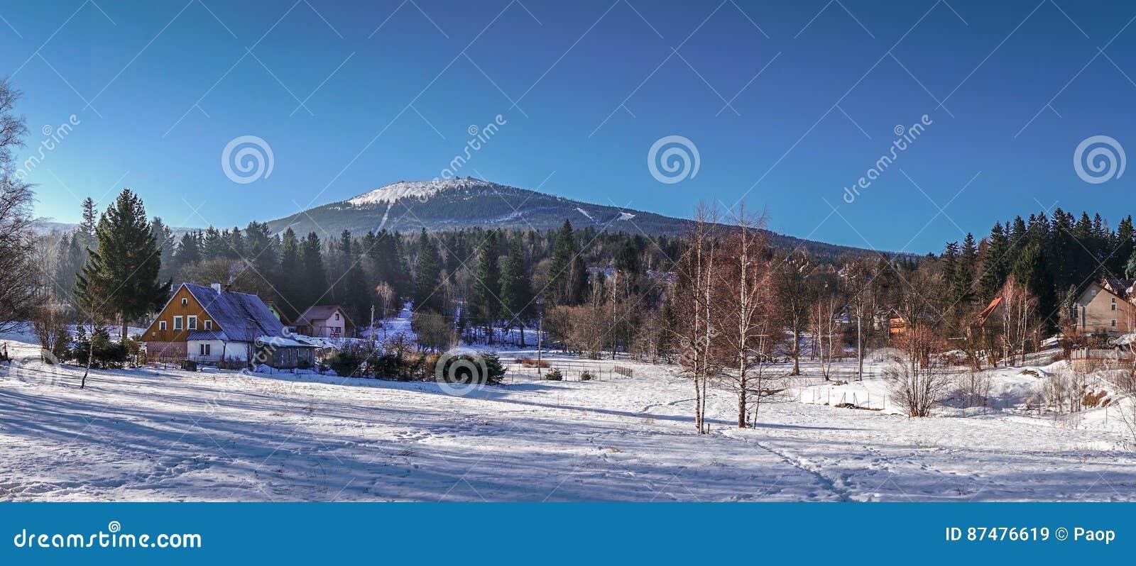 Панорама Szklarska Poreba