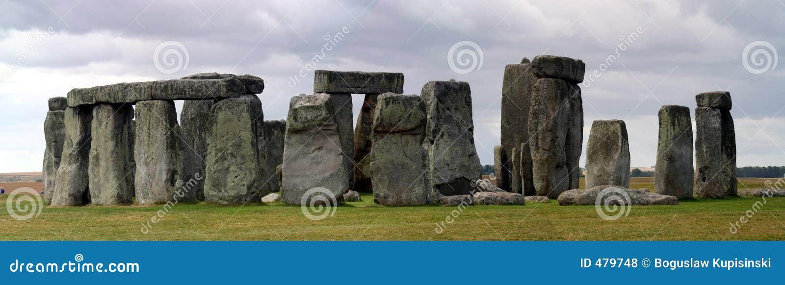 панорамное stonehenge