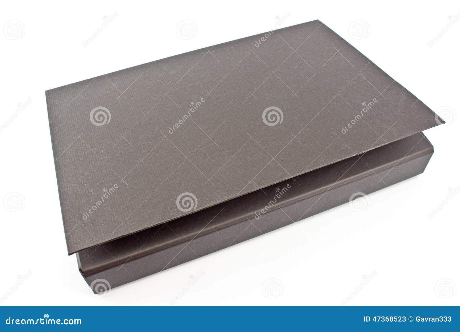 Папка портфолио картона