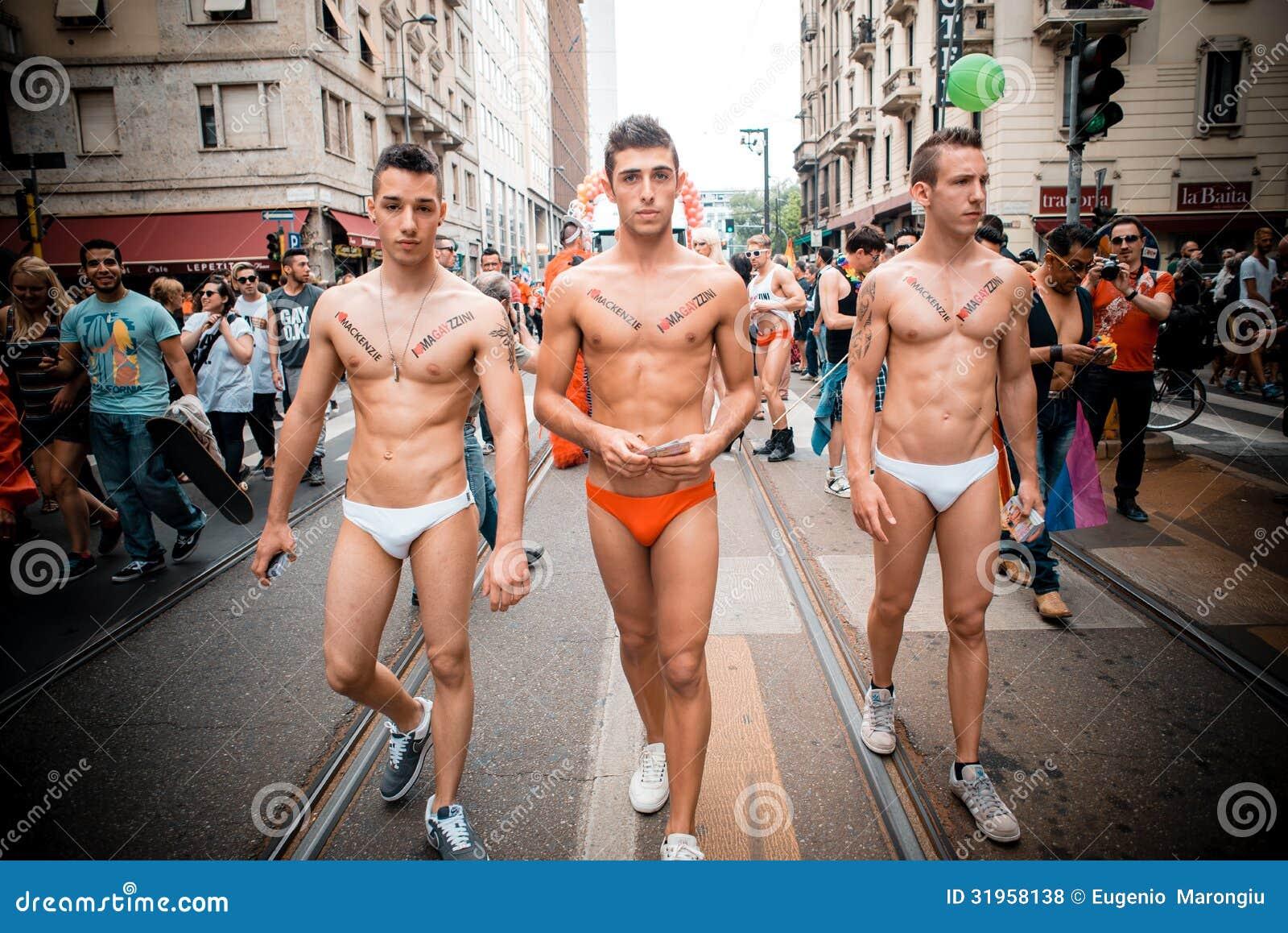 Милан геи