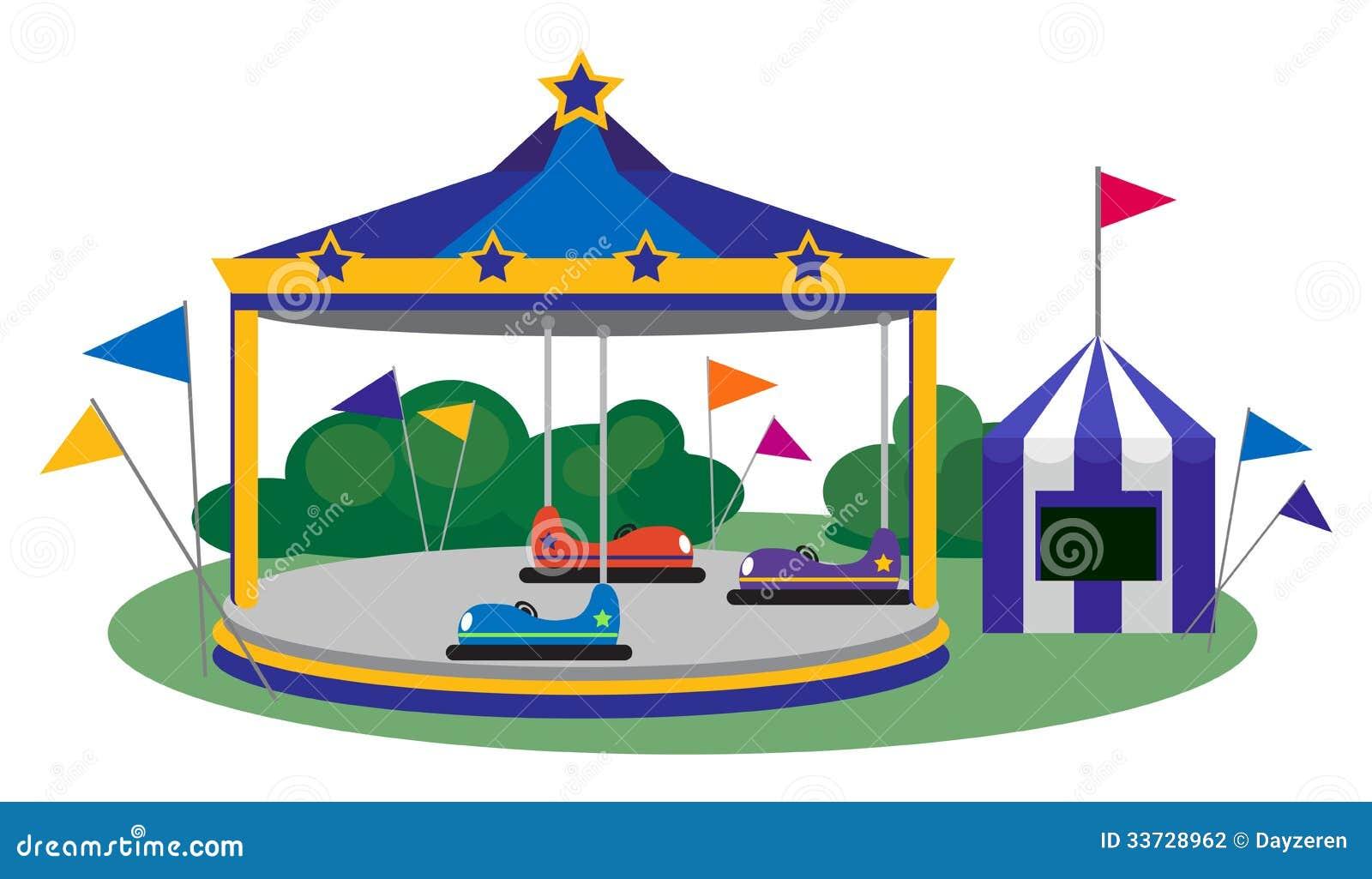 Парк атракционов