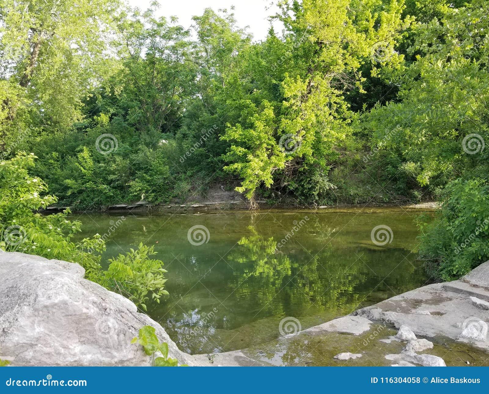 Парк общины в Killeen, Техасе