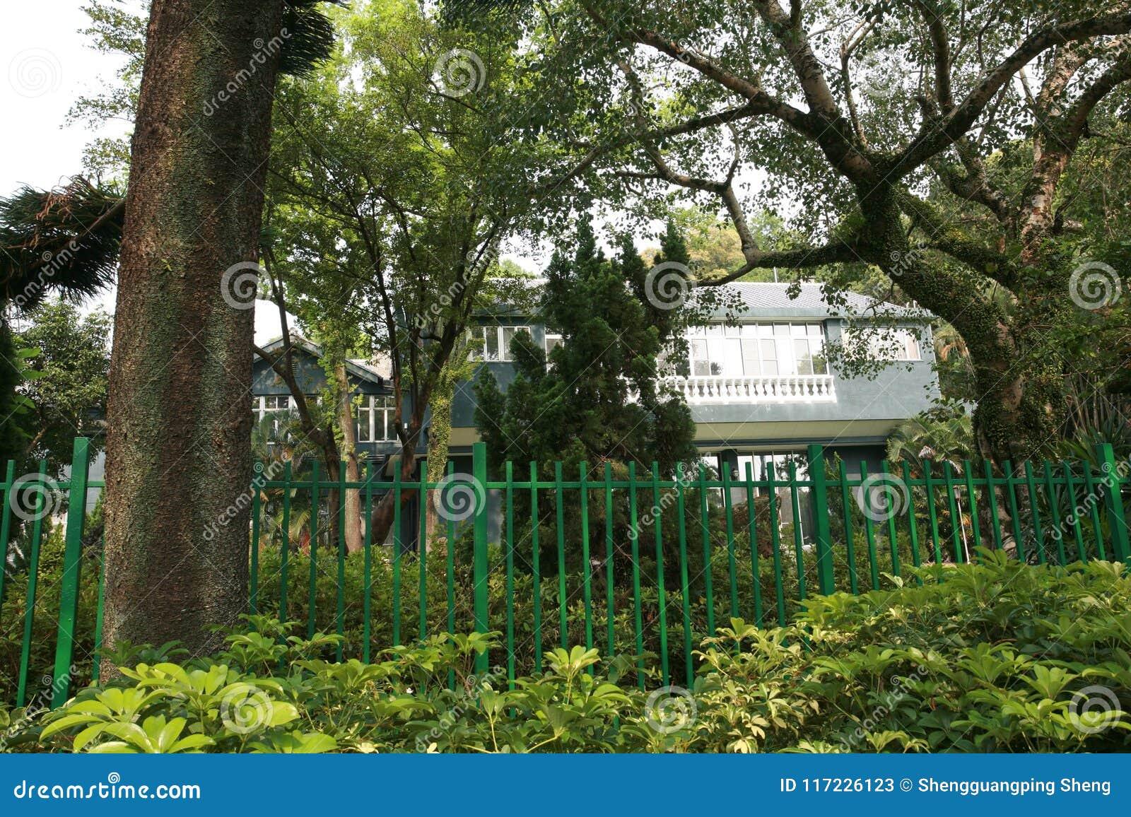 Парк официальной резиденции Shilin