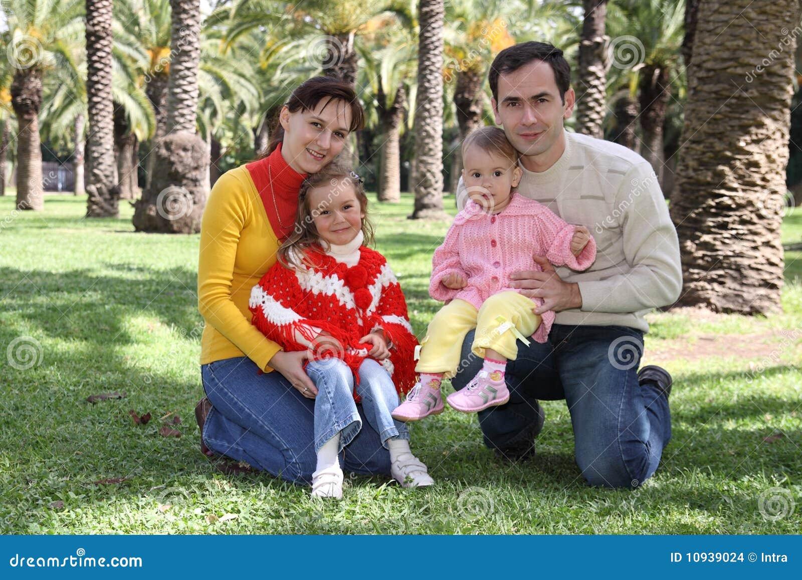 парк семьи