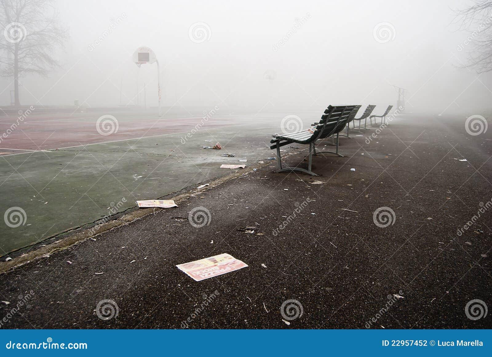 парк тумана