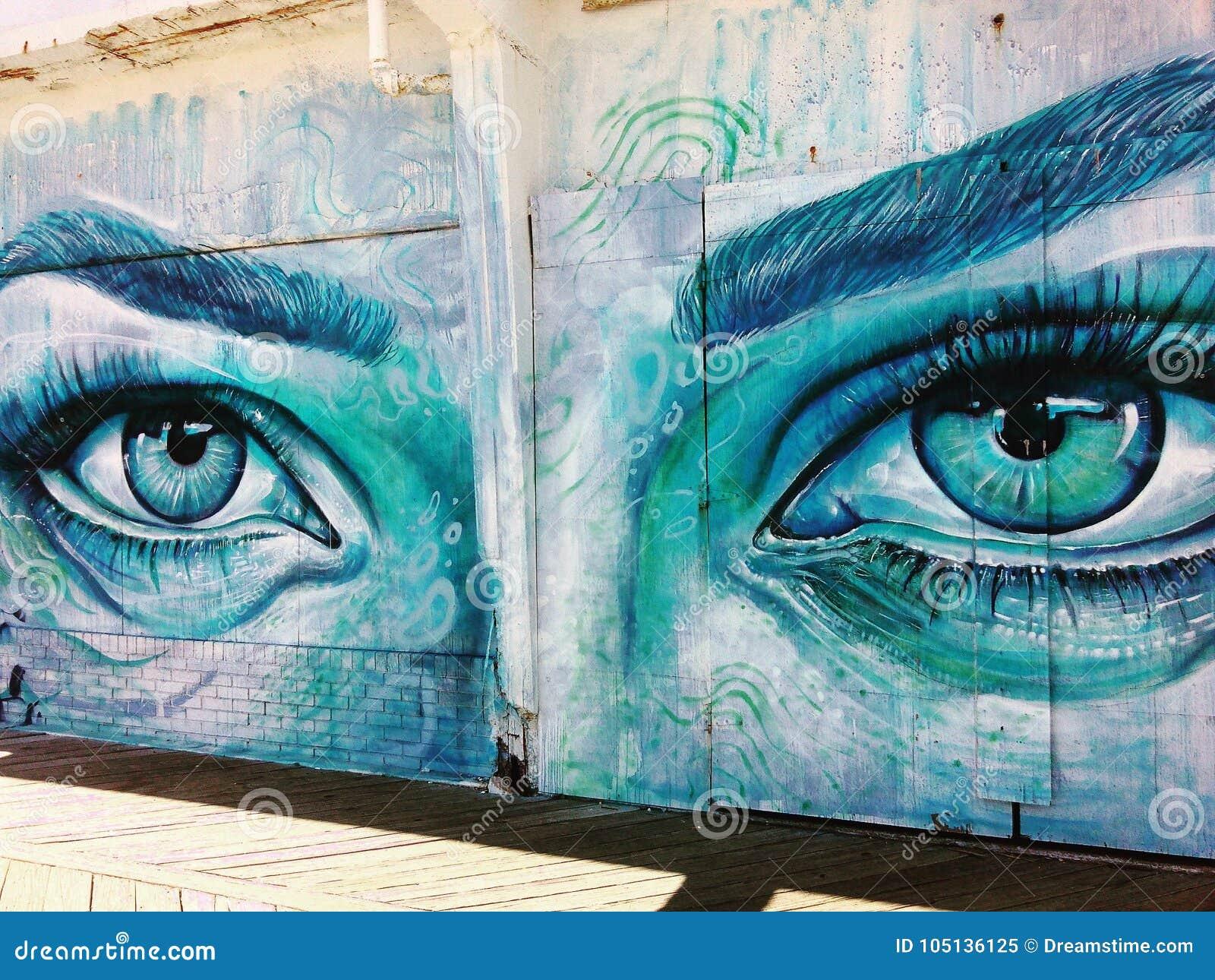 Парк Asbury, глаза, Tremendeus