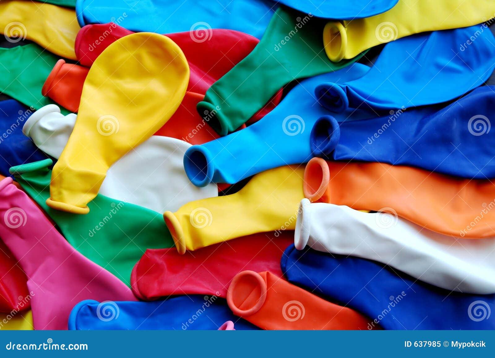 Download партия воздушных шаров стоковое изображение. изображение насчитывающей balletic - 637985