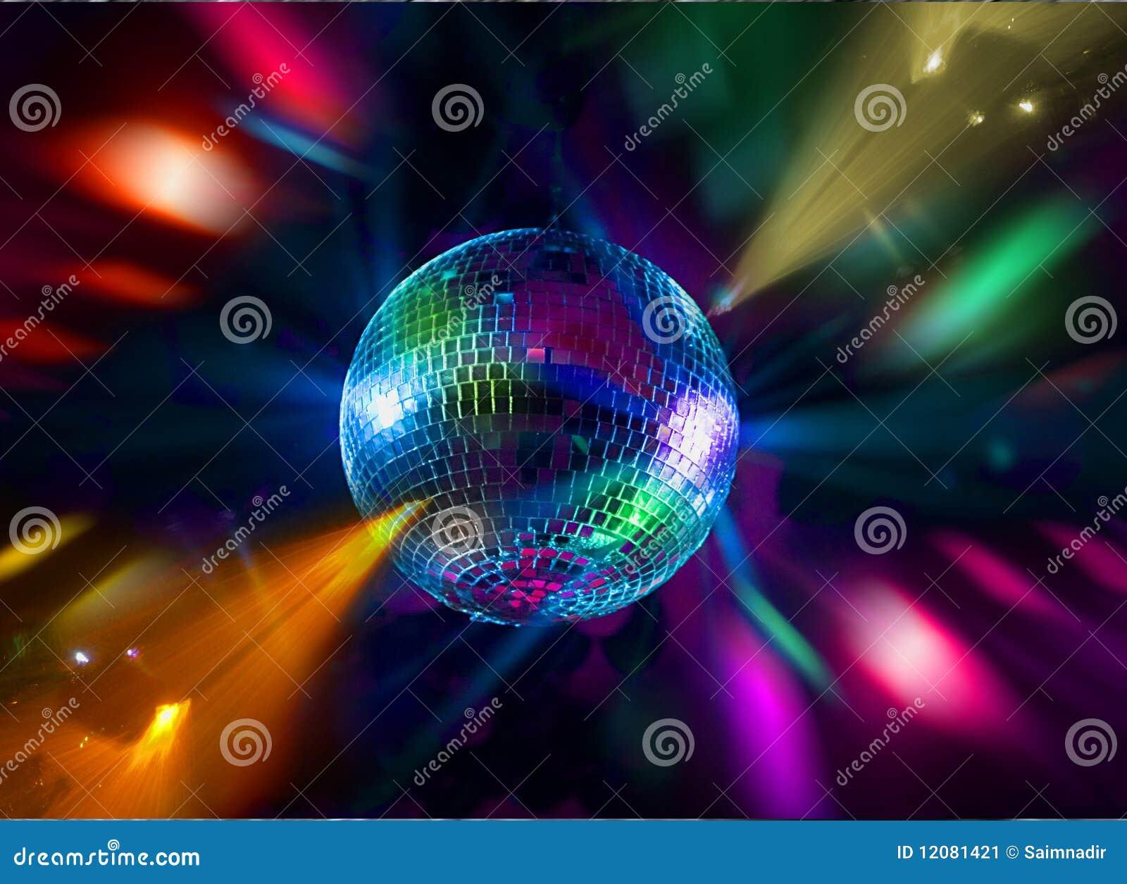 партия диско шариков