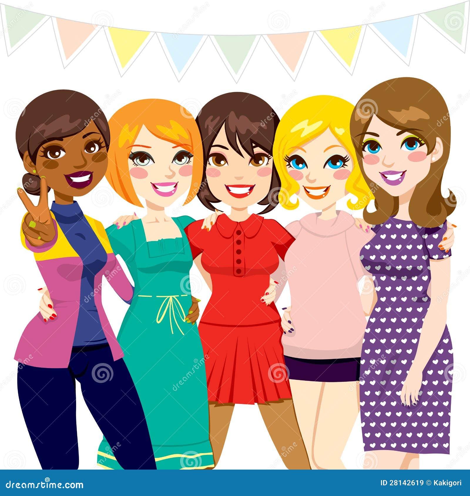 Партия друзей женщин