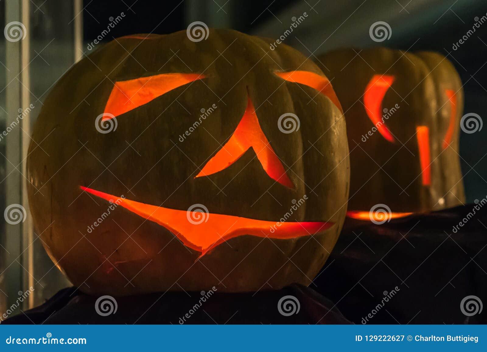 Партия тыквы хеллоуина