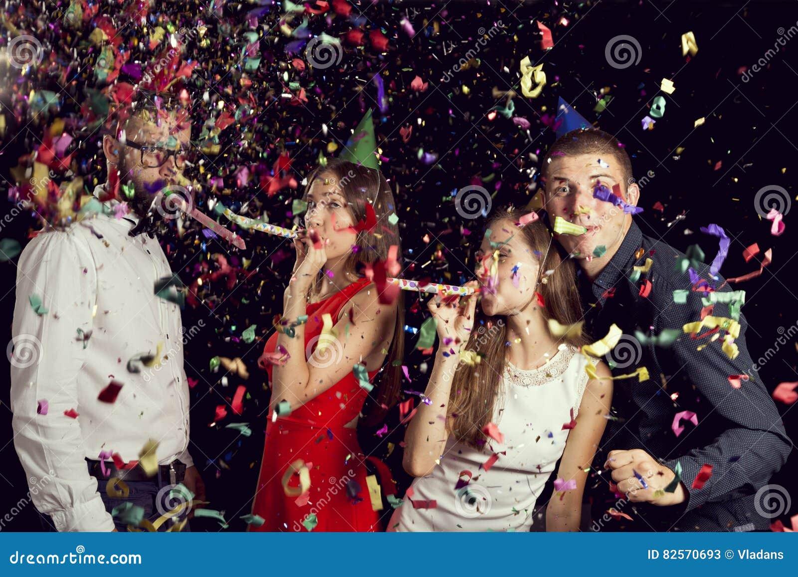 Партия ` s Eve Нового Года