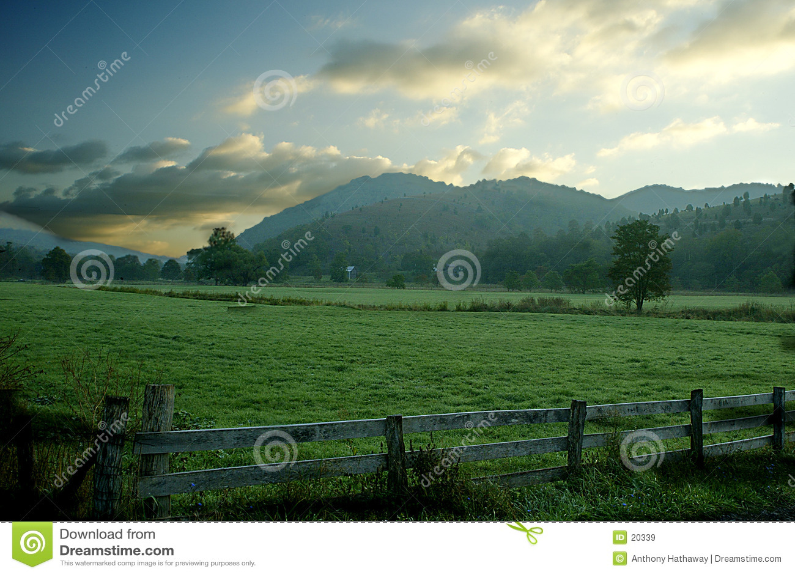 пастырский восход солнца