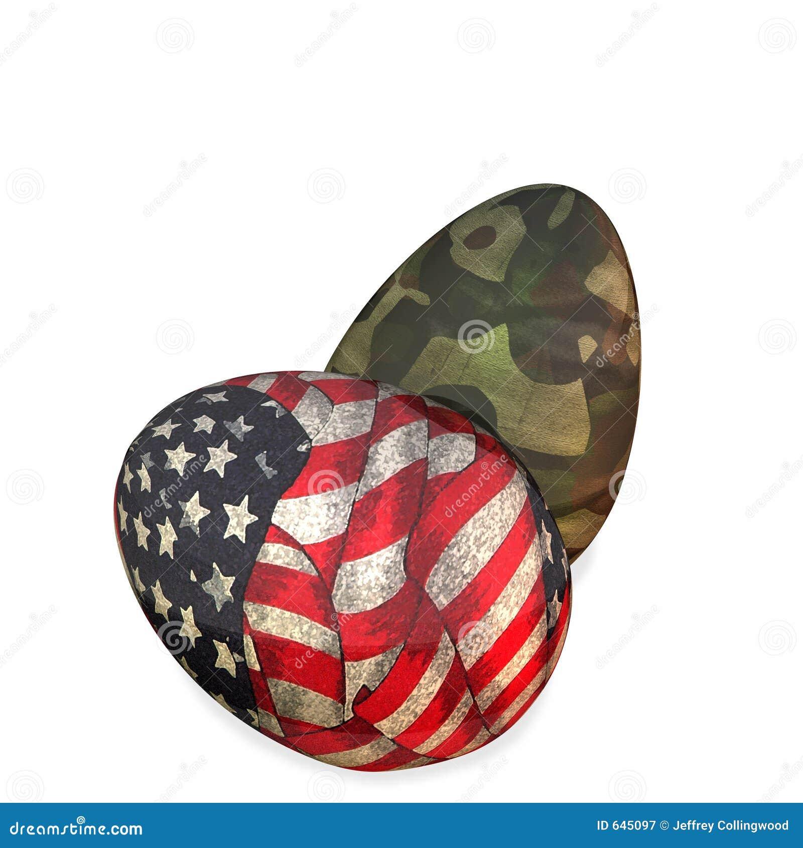 Download пасхальные яйца воинские иллюстрация штока. иллюстрации насчитывающей конфета - 645097