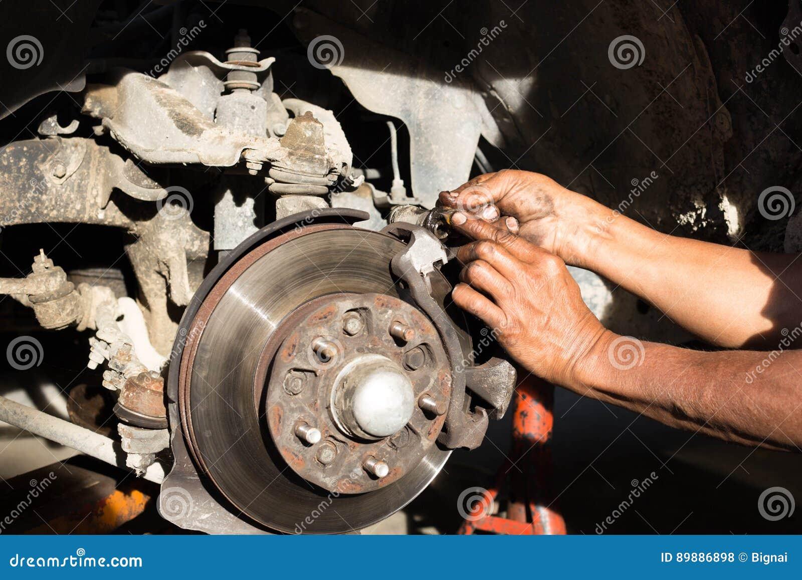 Палец механика пакостный с тавотом масла для bre диска автомобиля смазки
