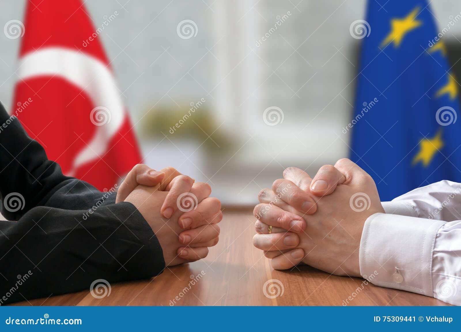 Переговоры Турции и Европейского союза Государственный деятель или политики
