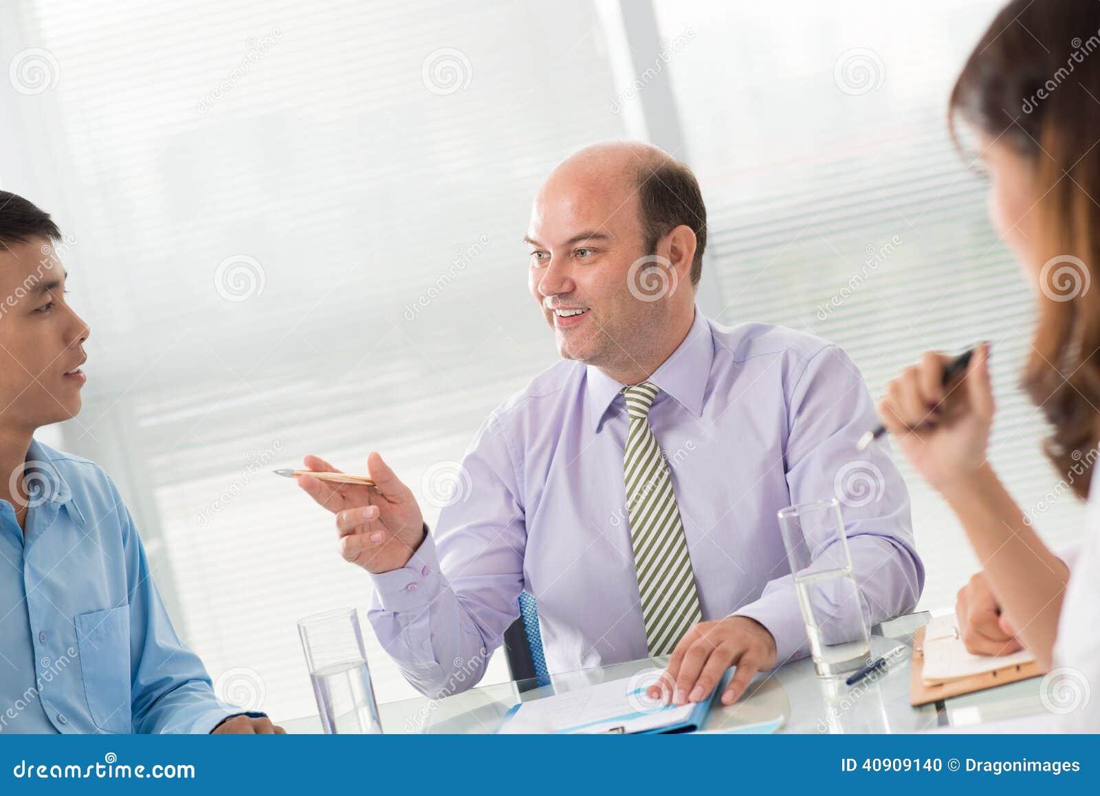 Переговор