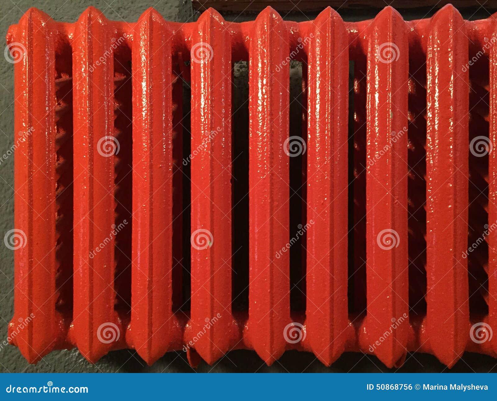 Перегретый радиатор