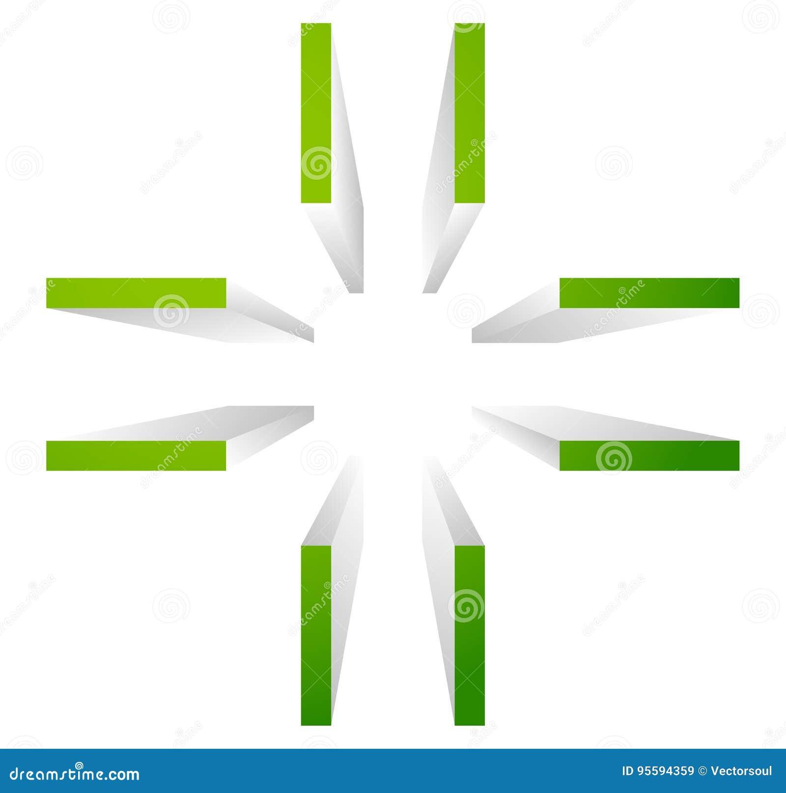 Перекрестие, символ метки цели Выровняйте, точность или точность