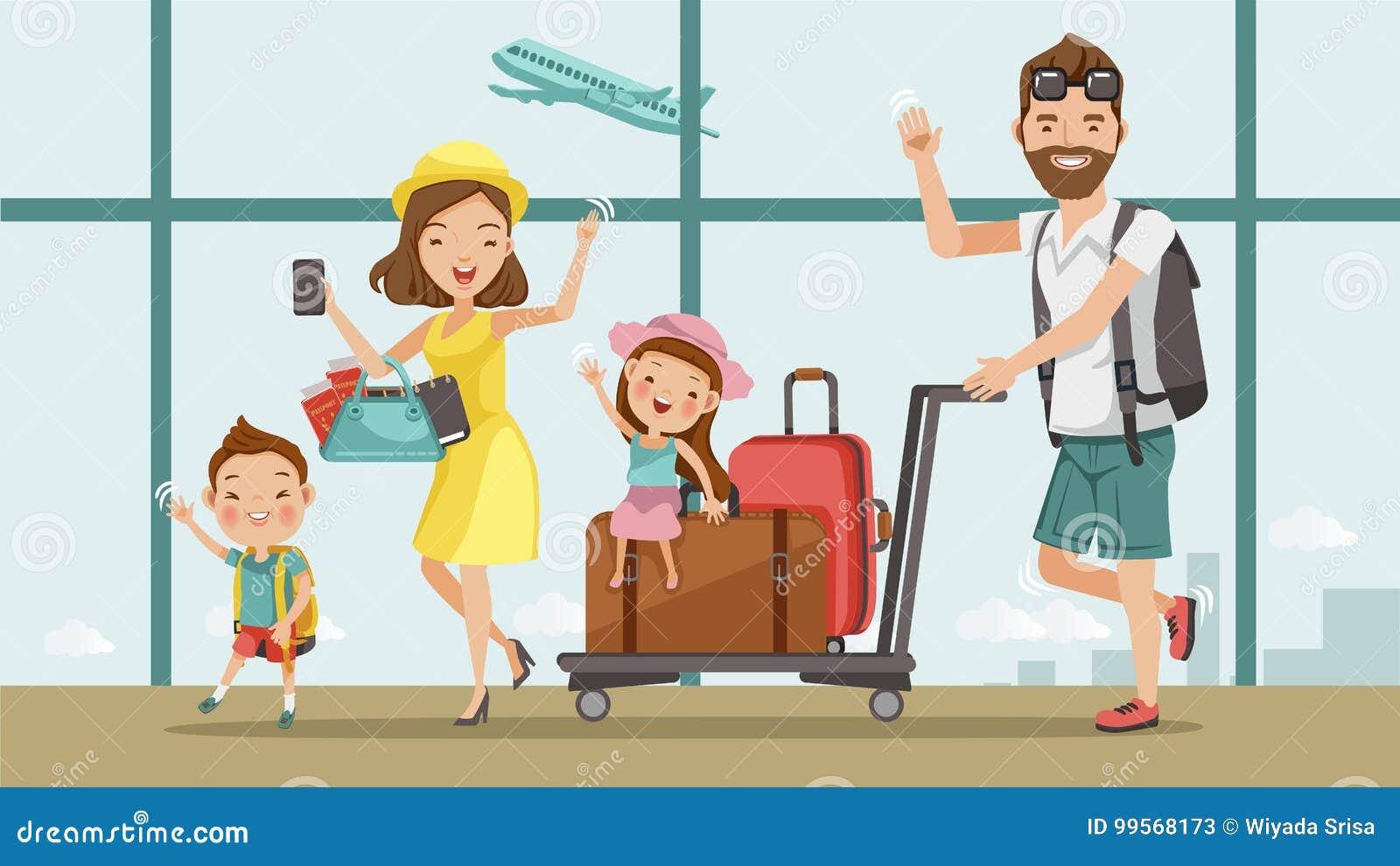 Перемещение семьи
