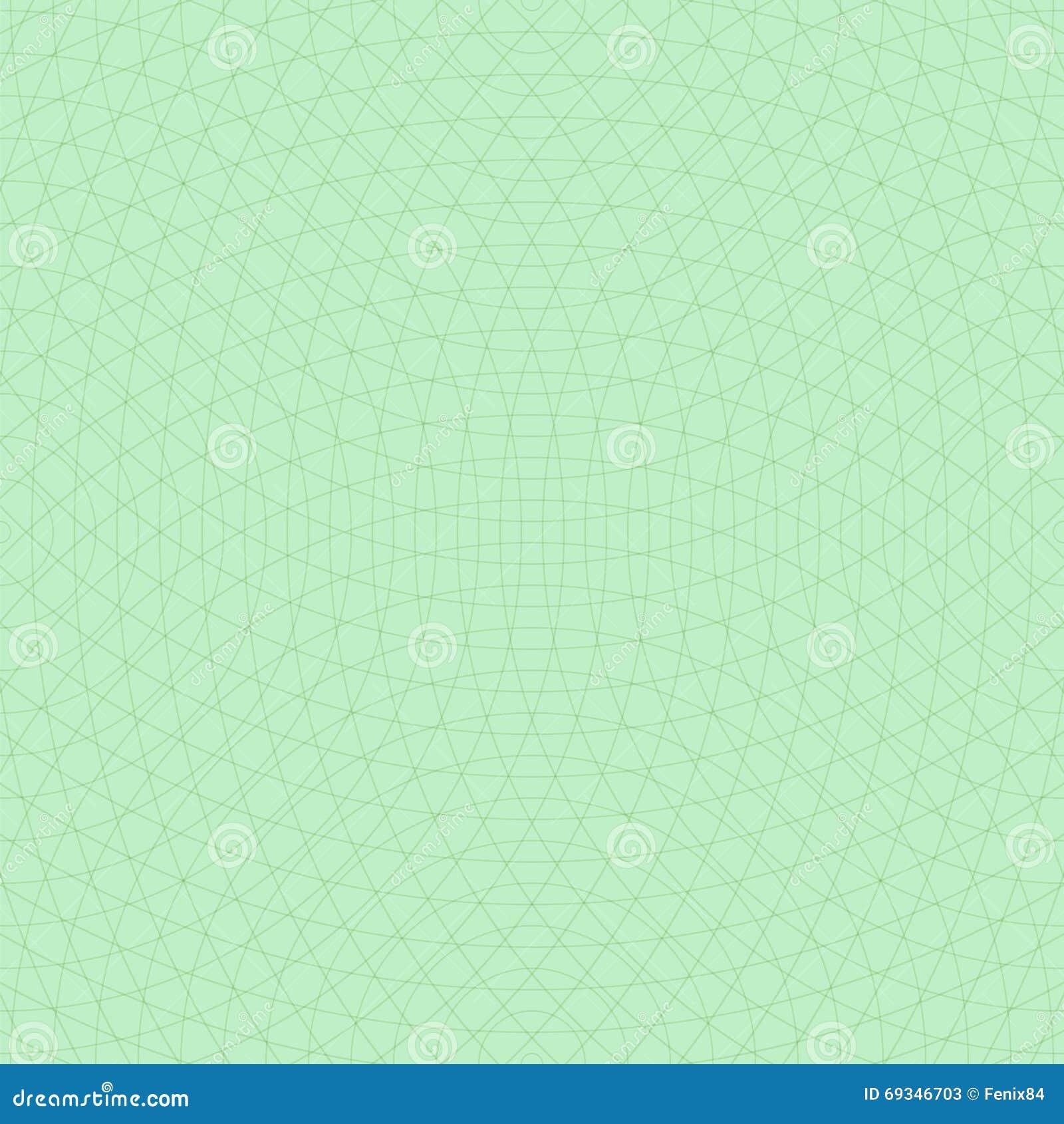 Пересеченные концентрические круги вектор предпосылки безшовный