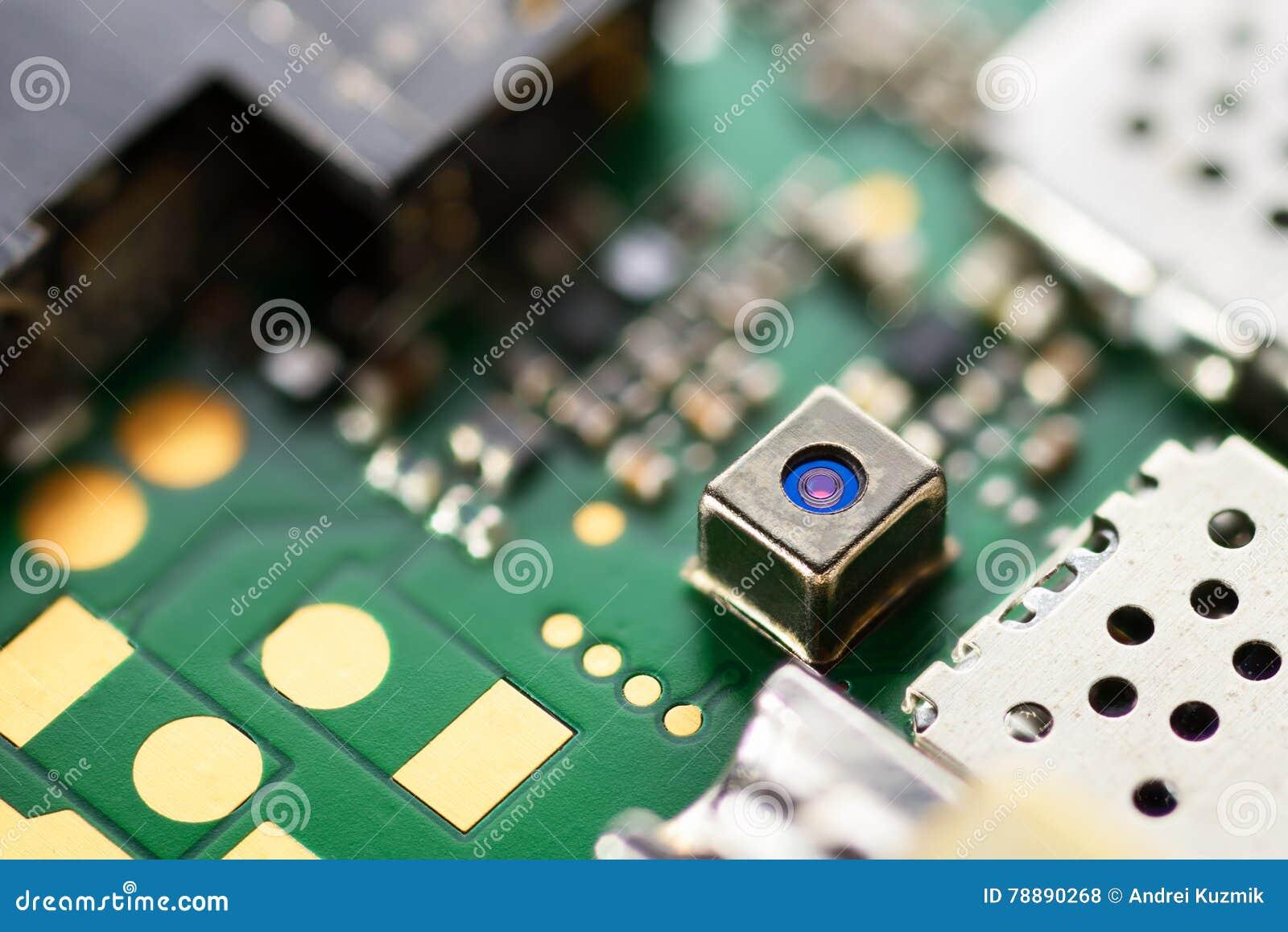 Передвижная камера SMD
