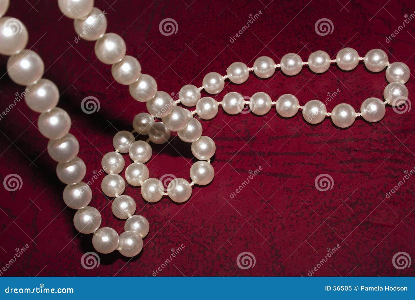 перла ожерелья