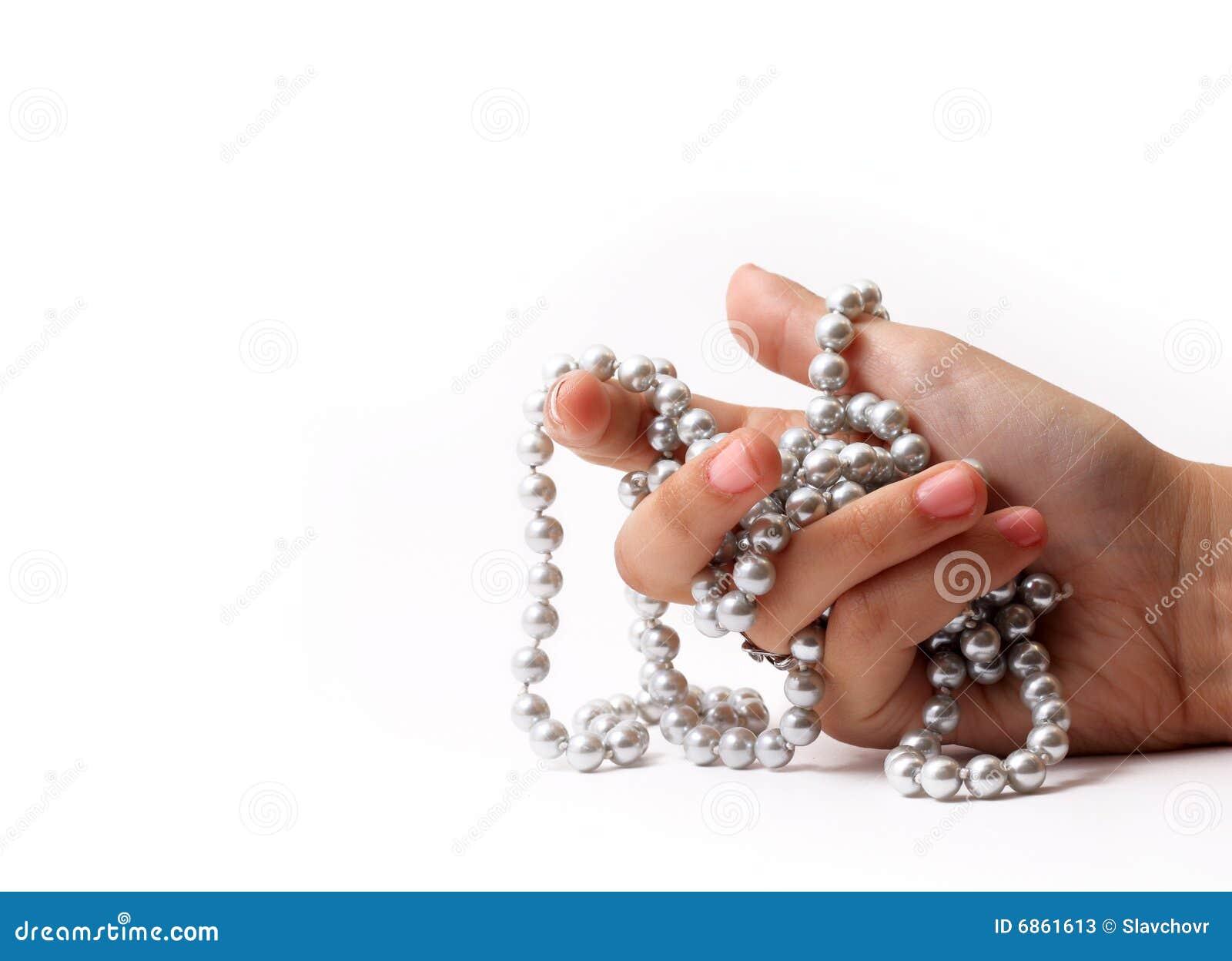 перлы руки