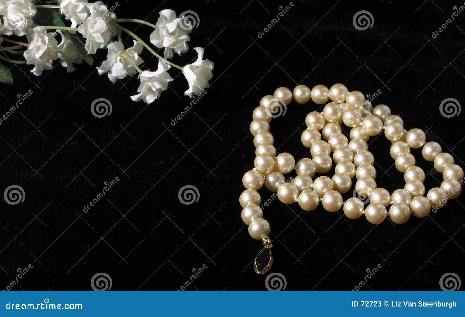 перлы цветков