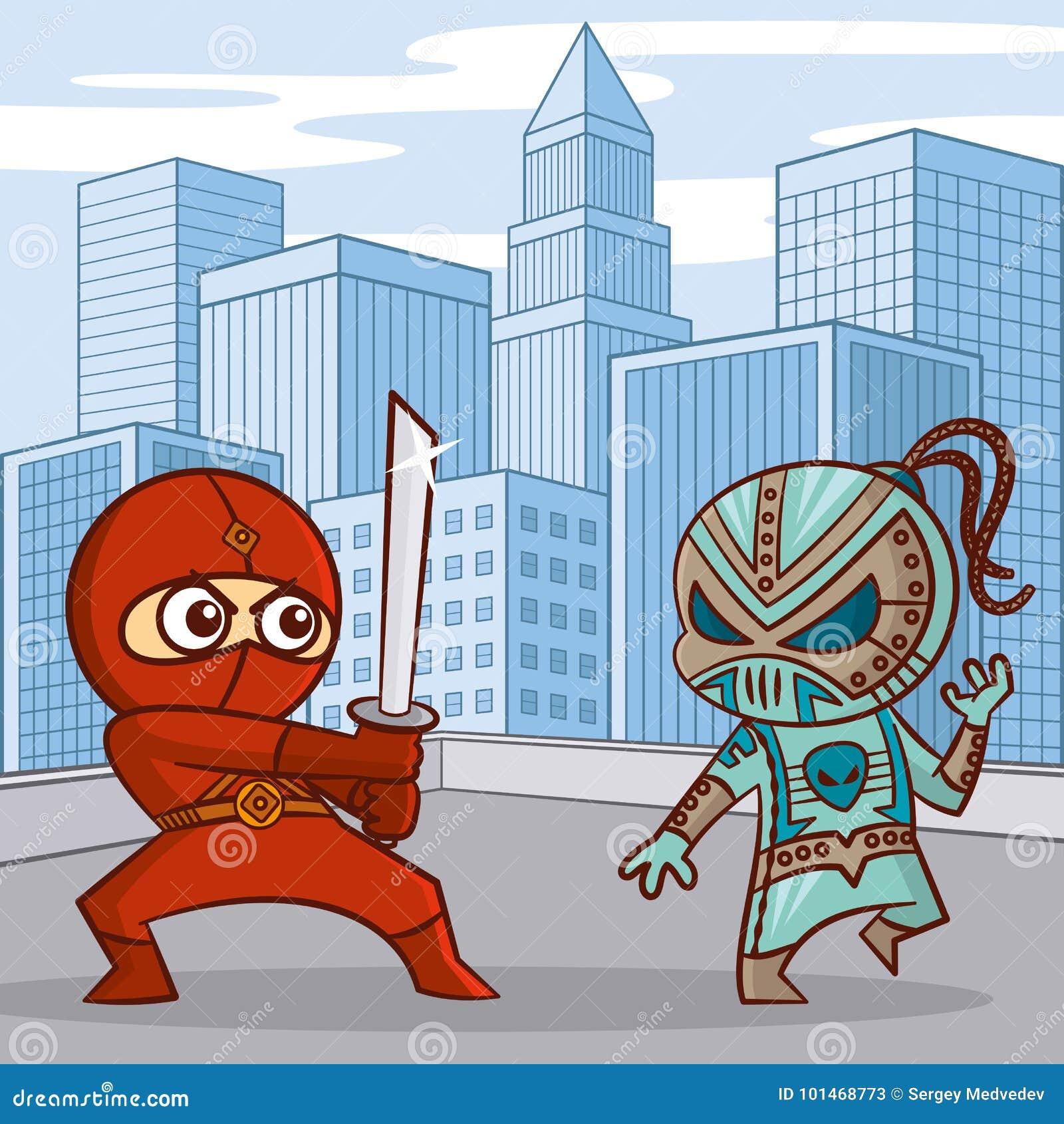 Персонаж из мультфильма супергероев