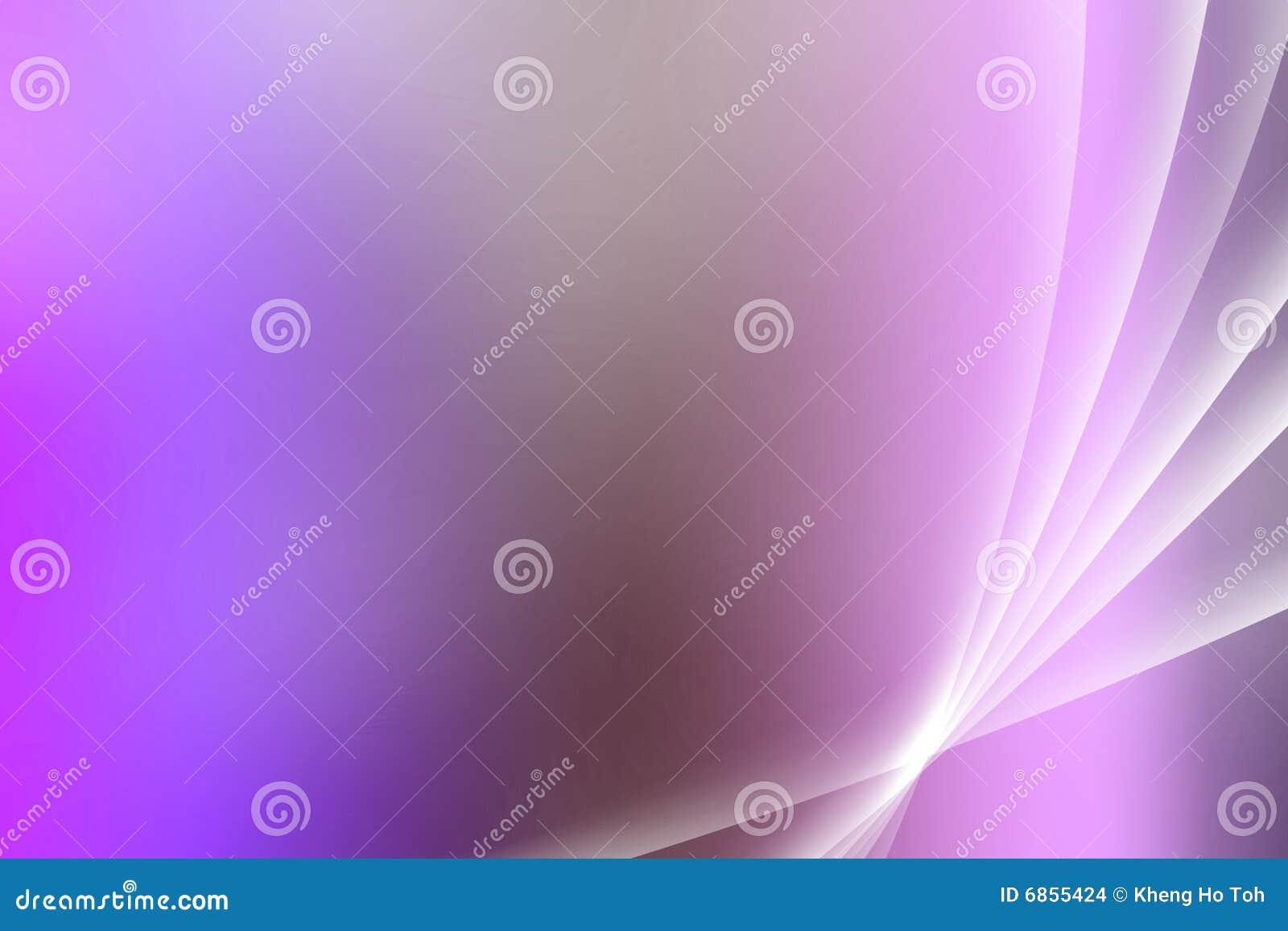 перспектива кривых розовая пурпуровая успокоенная