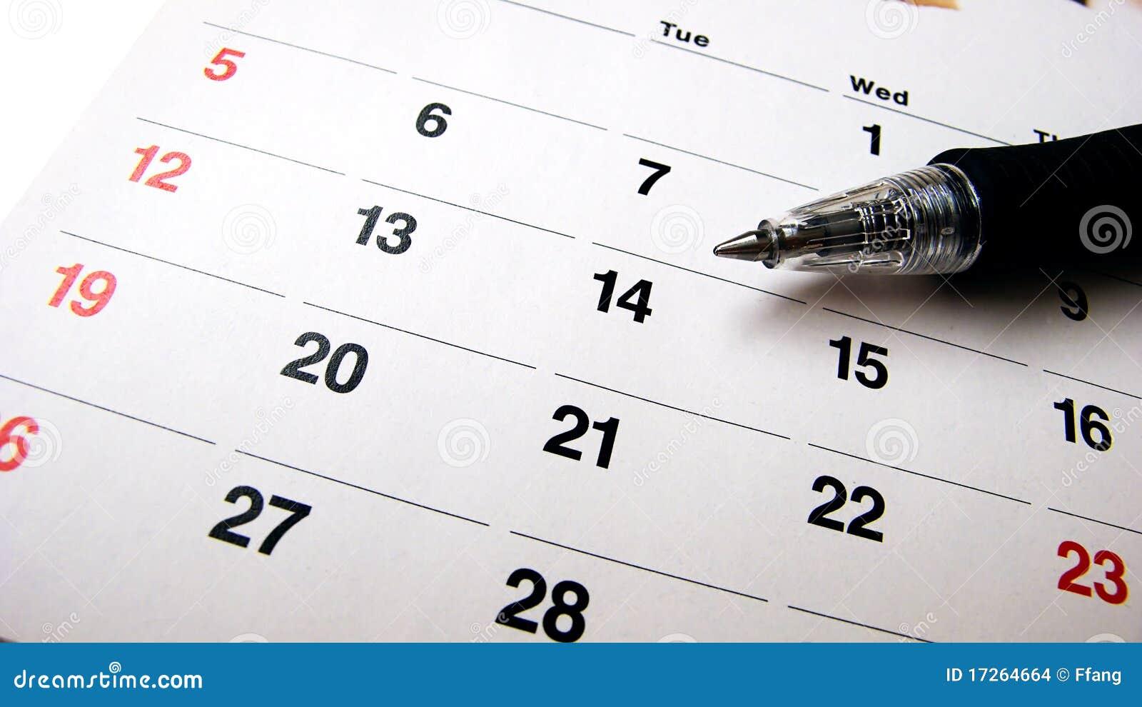 пер календара