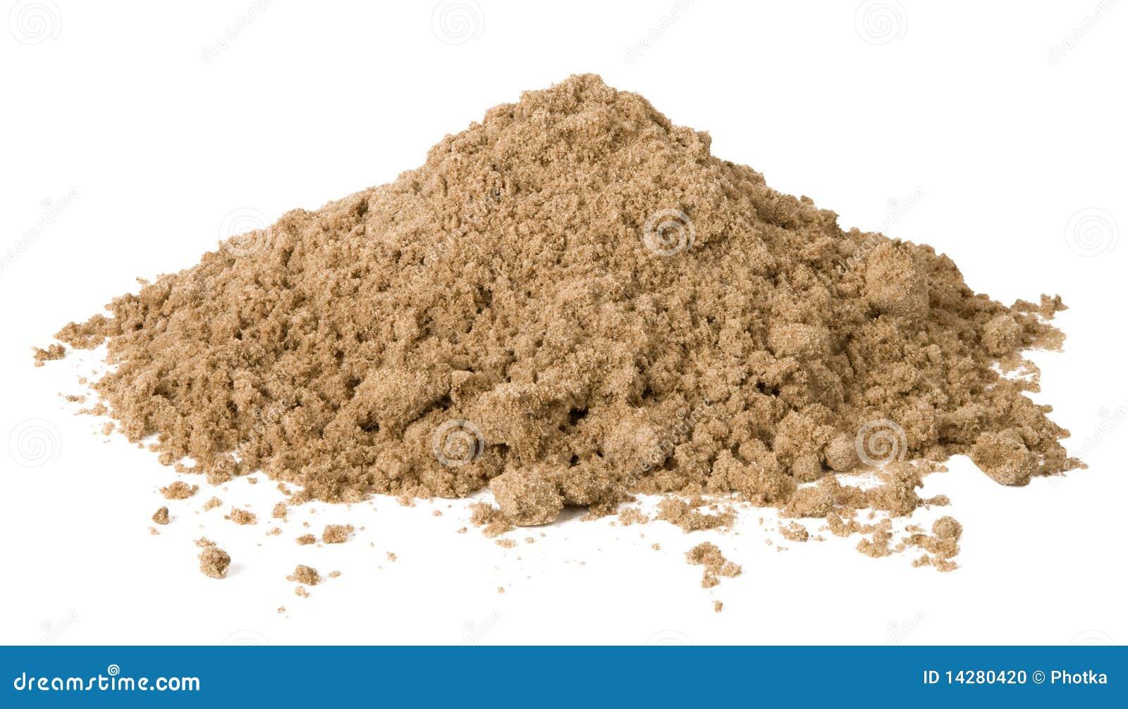 песок кучи