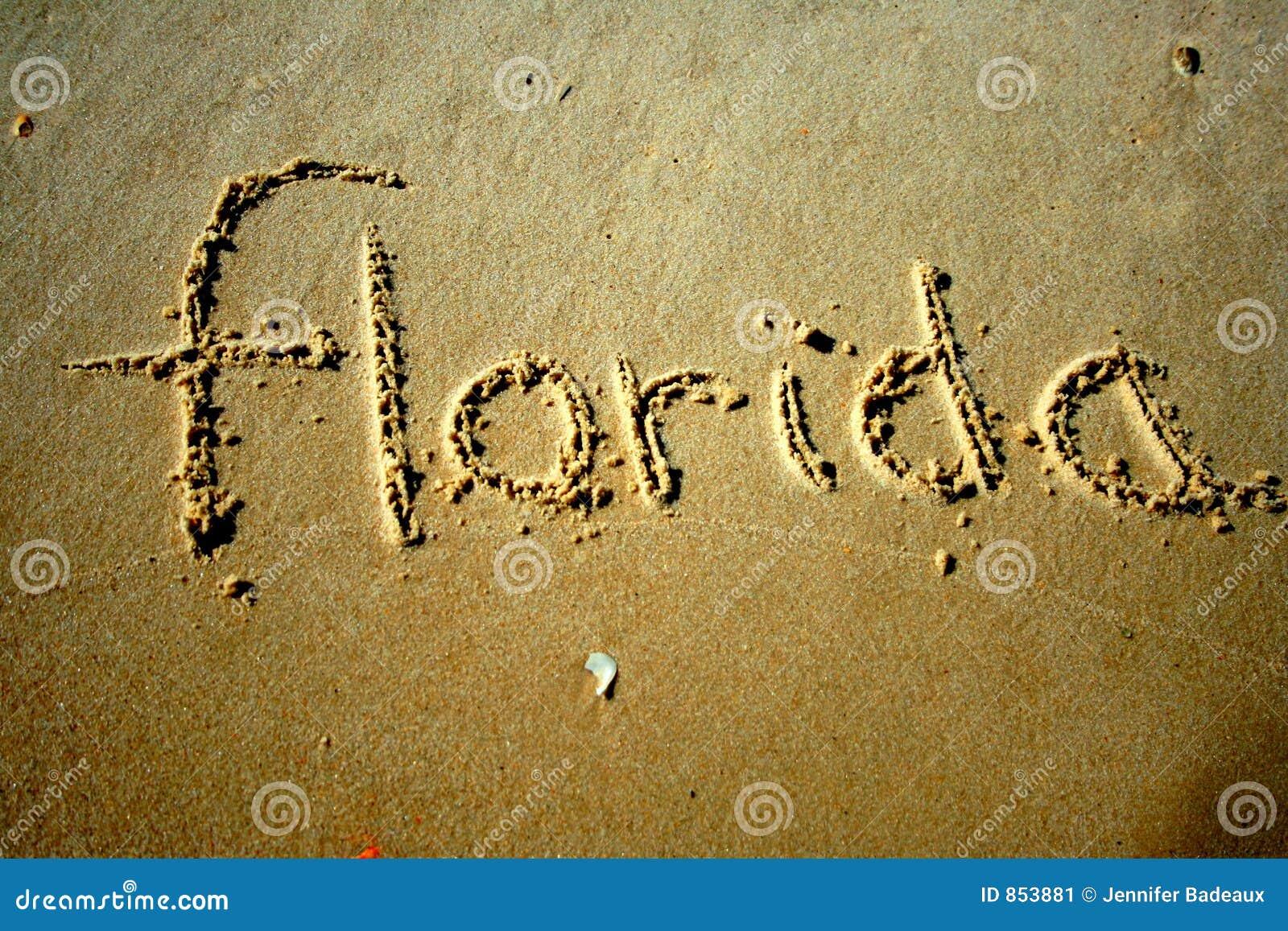 песок florida