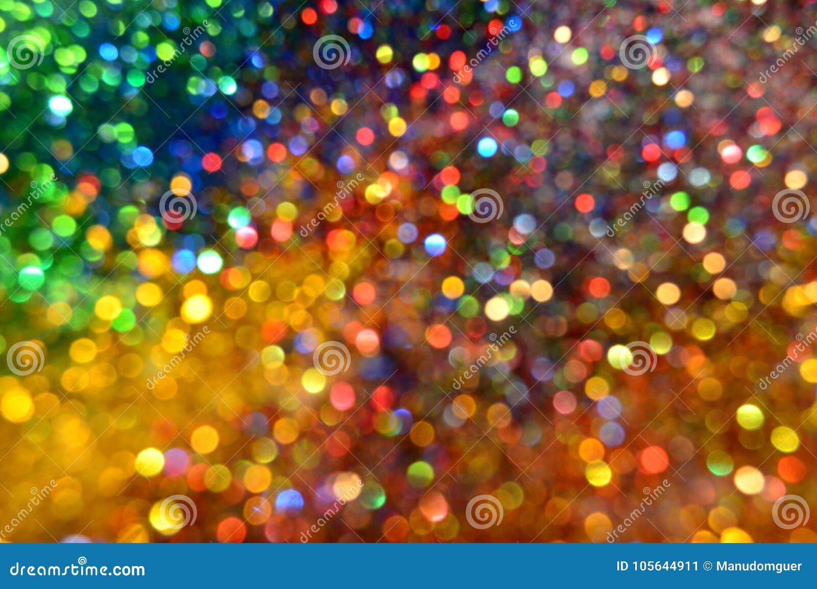 Пестротканая предпосылка яркого блеска и звезд