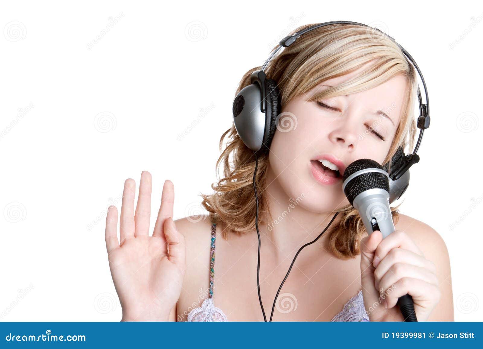 петь нот девушки