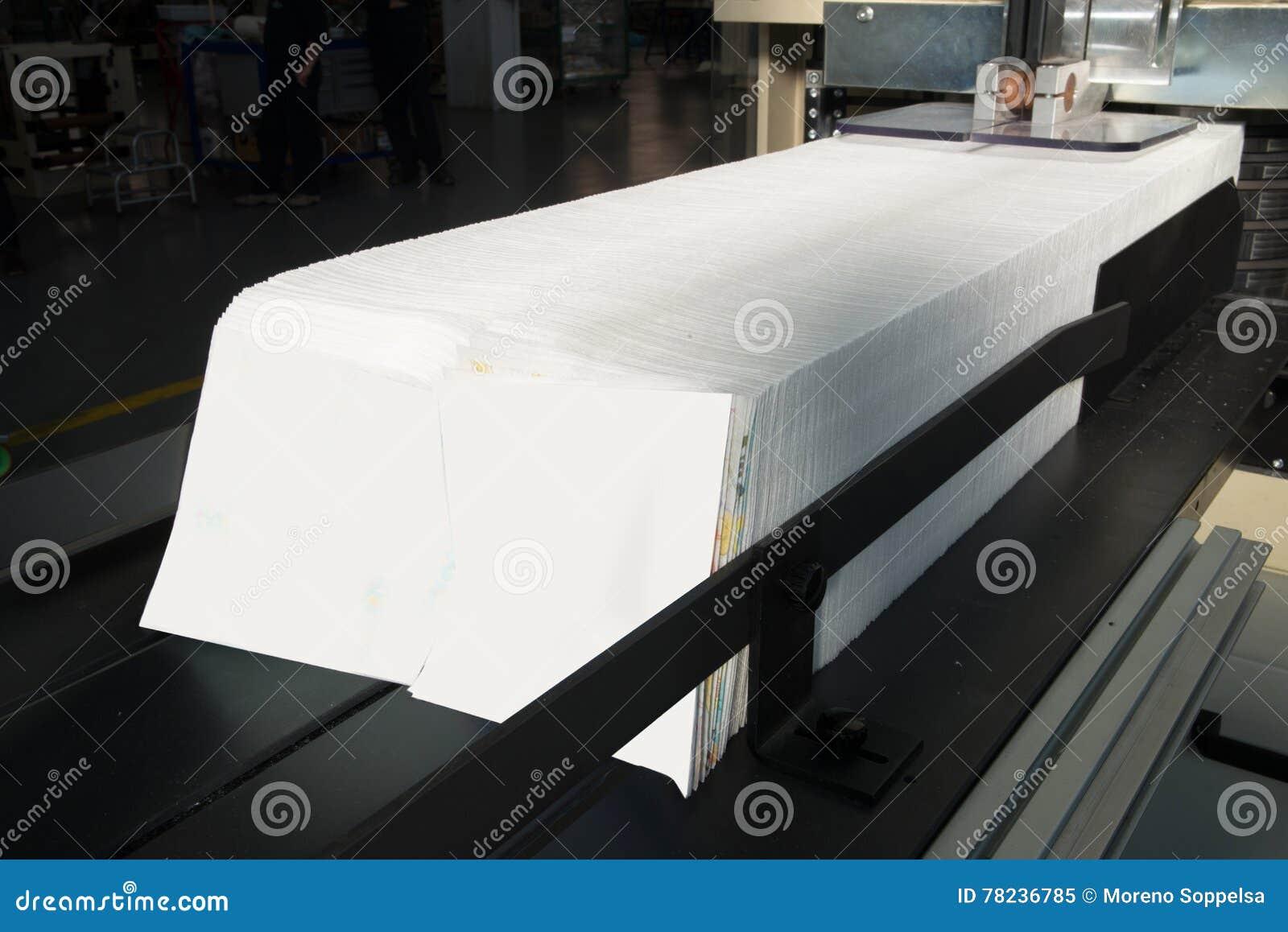 Печатный станок - машина для бумажных салфеток