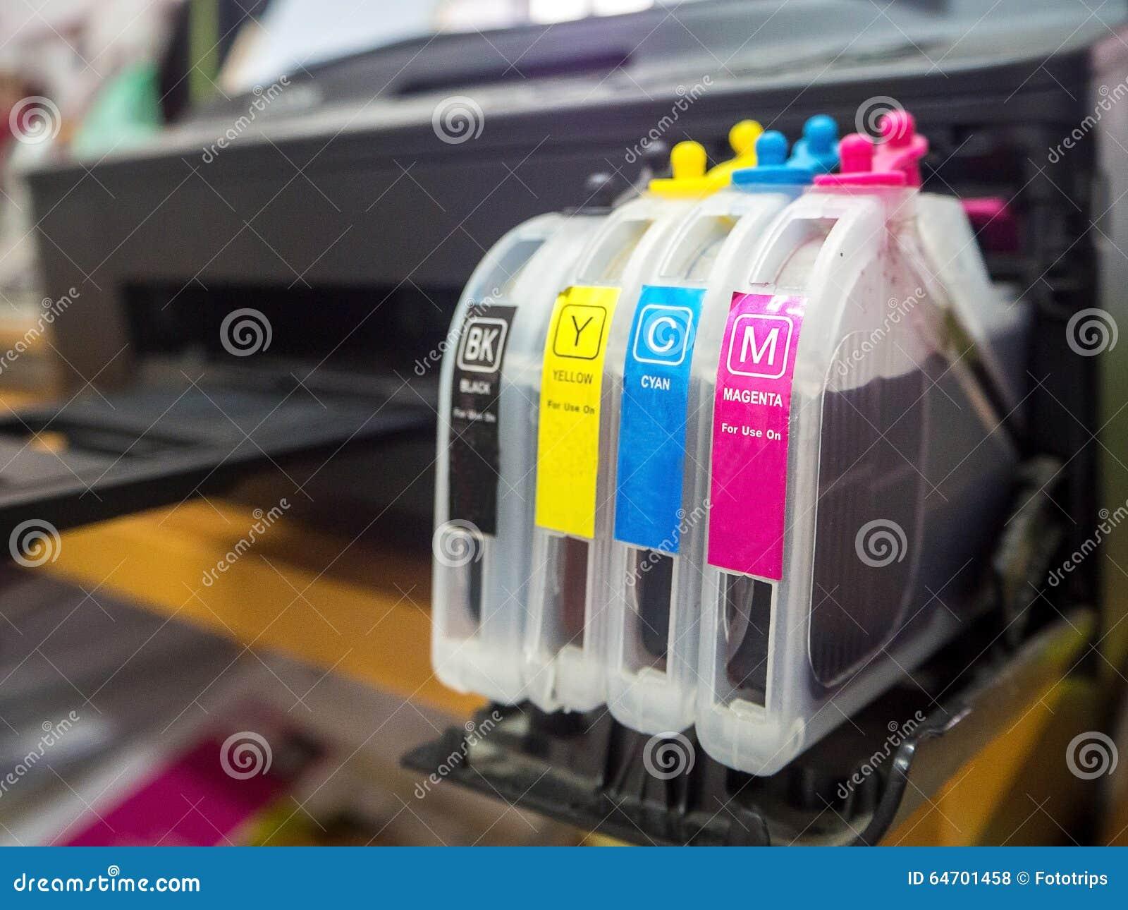 Печатный станок цифров