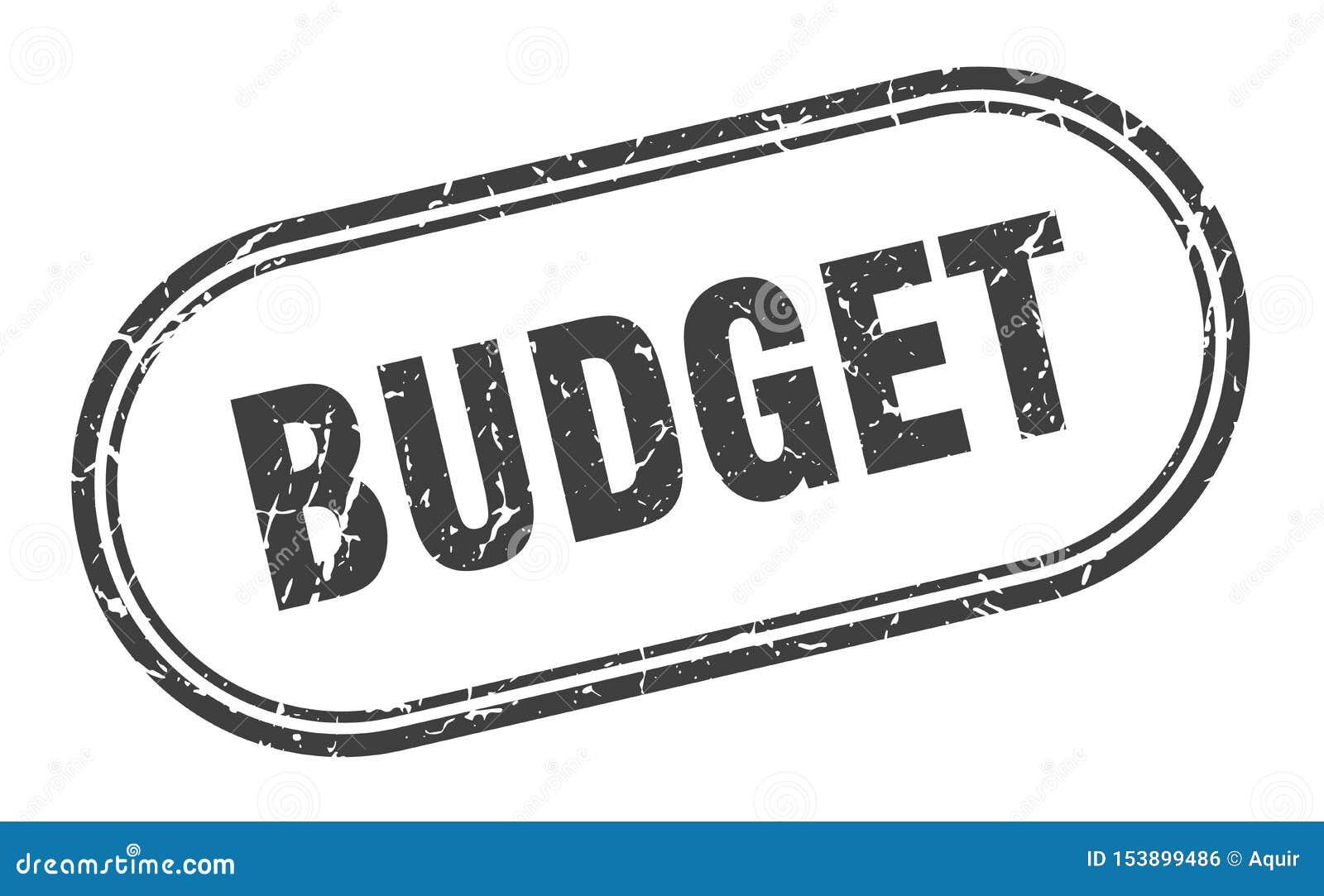 печать бюджета