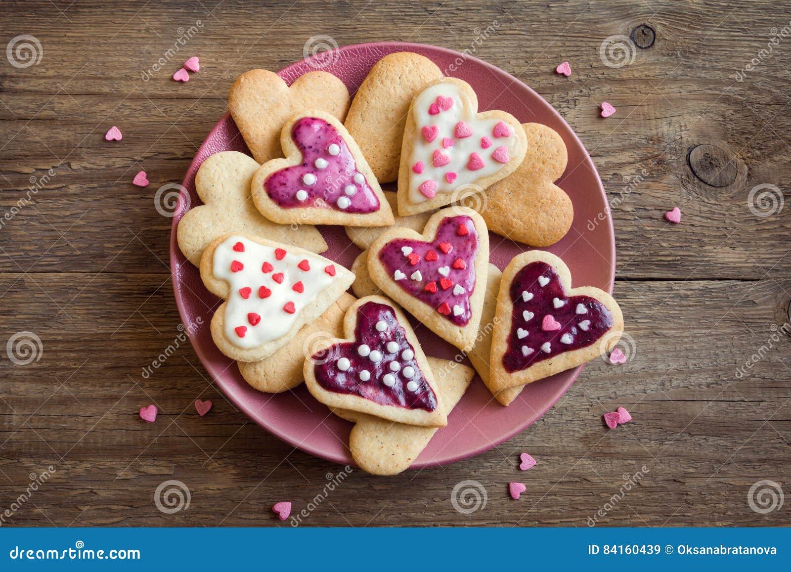 Печенья на день ` s валентинки