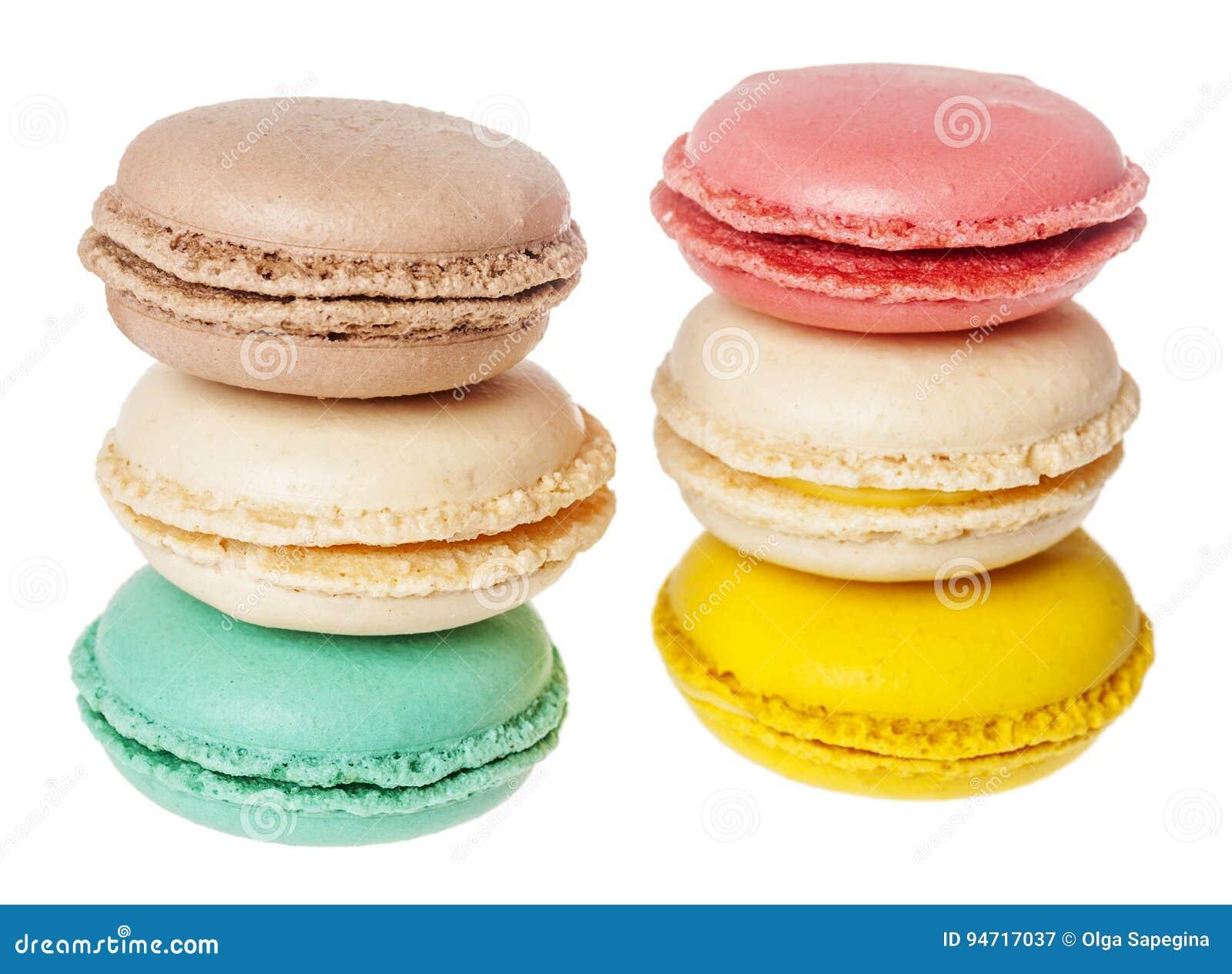 Печенья француза Macarons