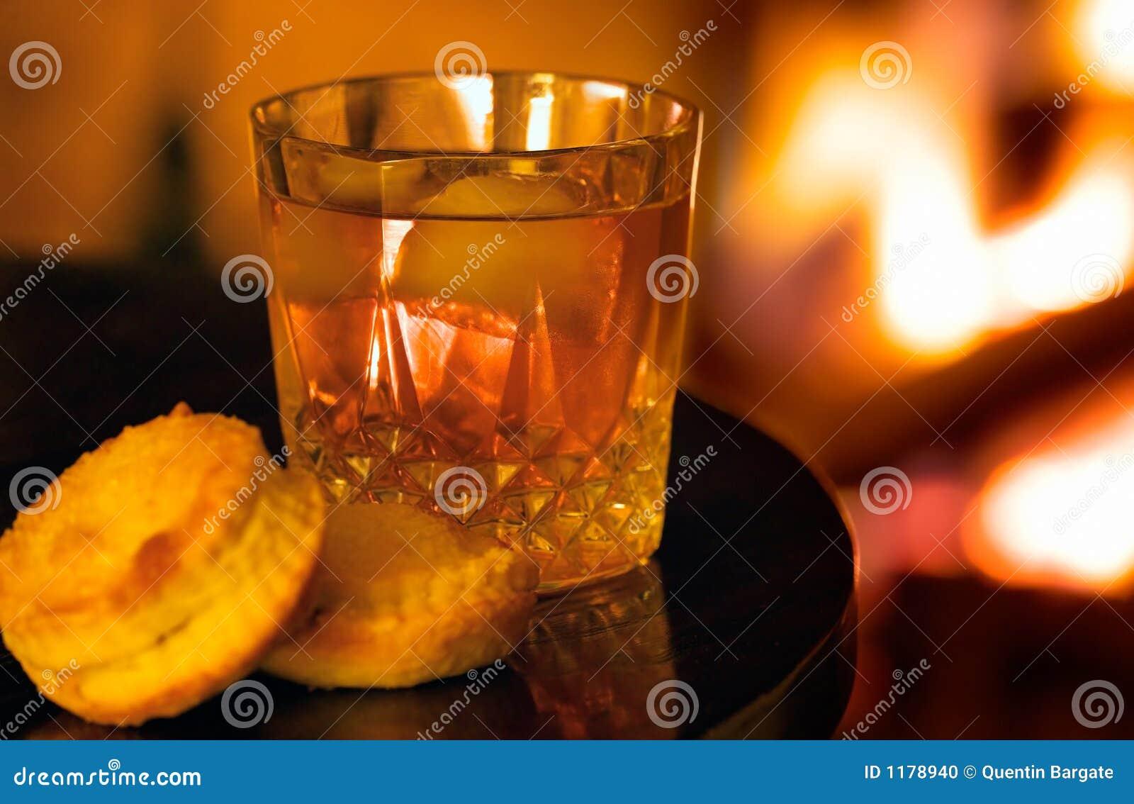 печенья fireside питья