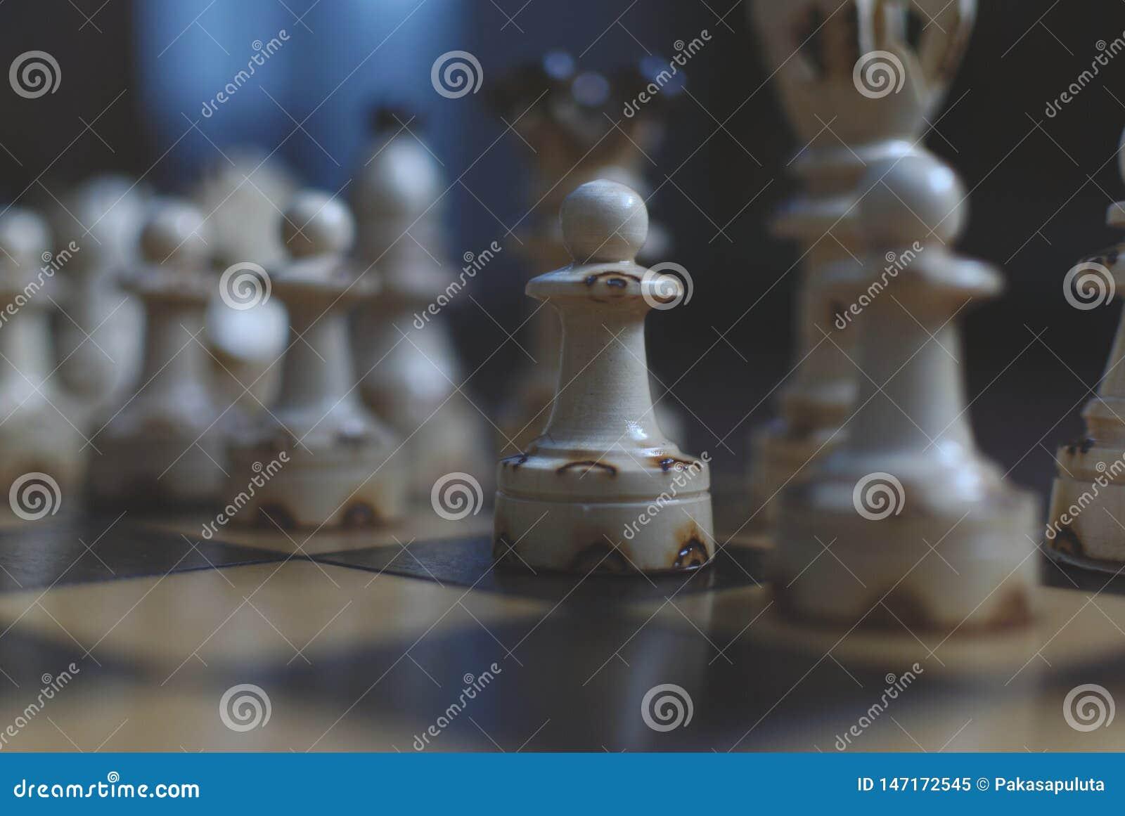 Пешки в шахматах 2