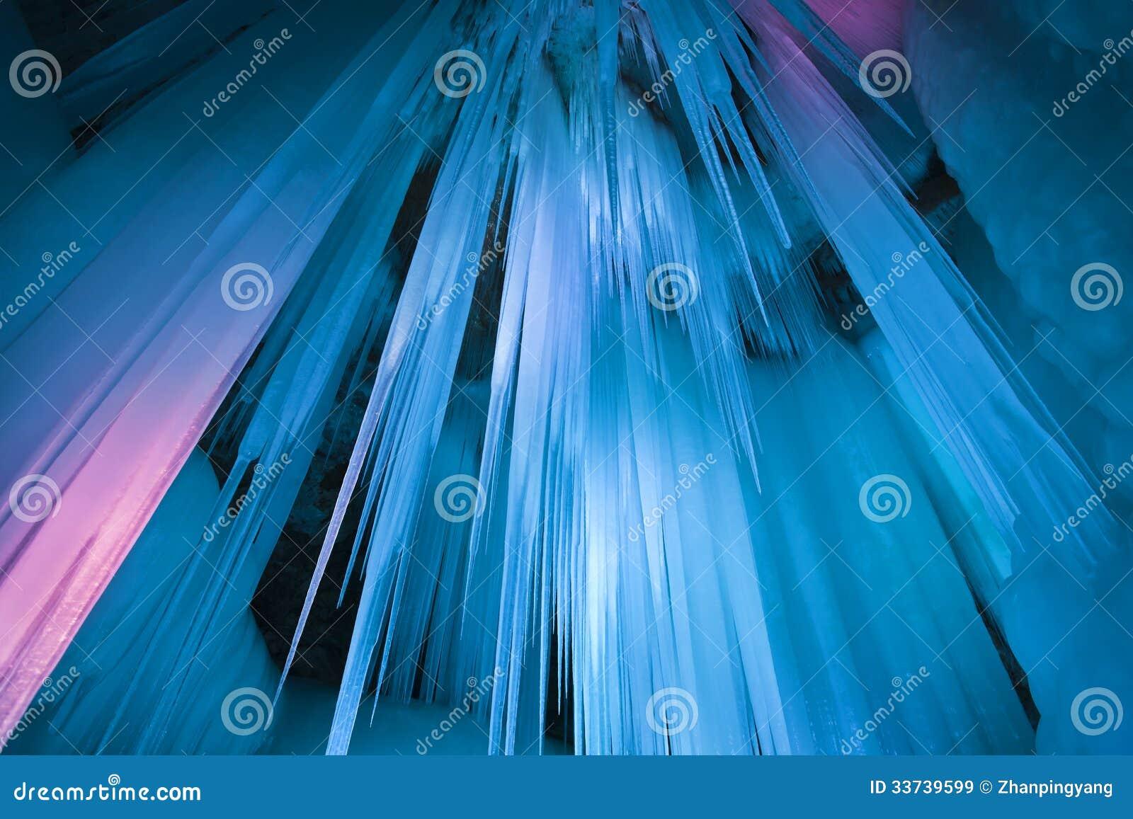 Пещера льда тысячелетия