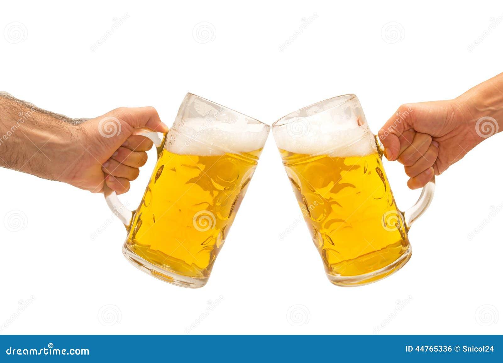 Пиво вручает приветственные восклицания