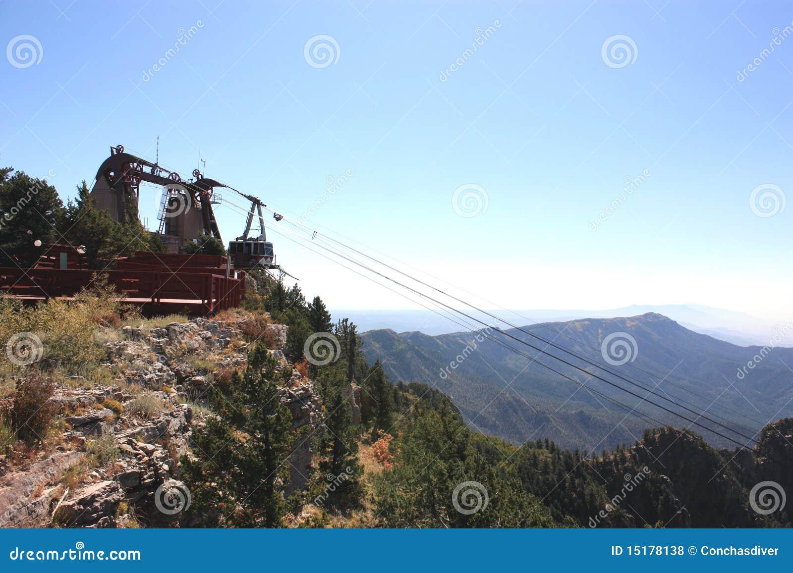 пиковый tramway sandia