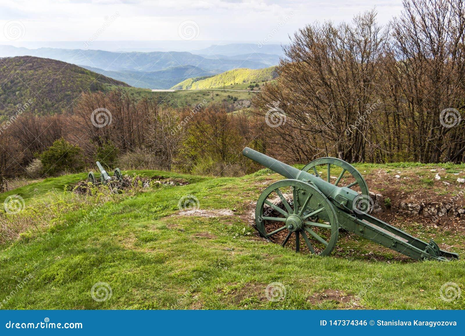 Пик Shipka, балканские горы, Болгария