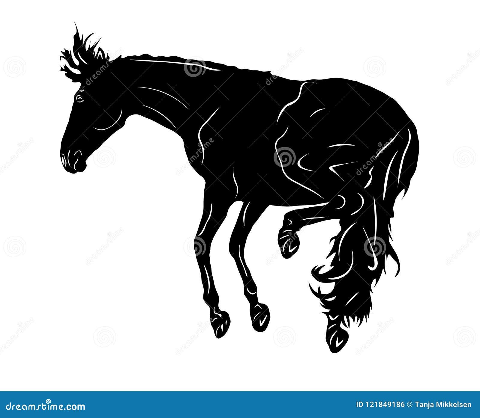 Пинать лошадей