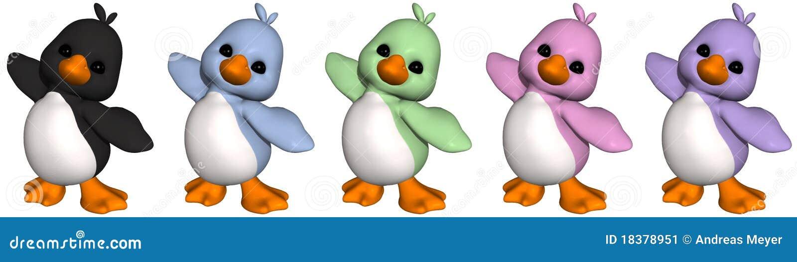 пингвин toon
