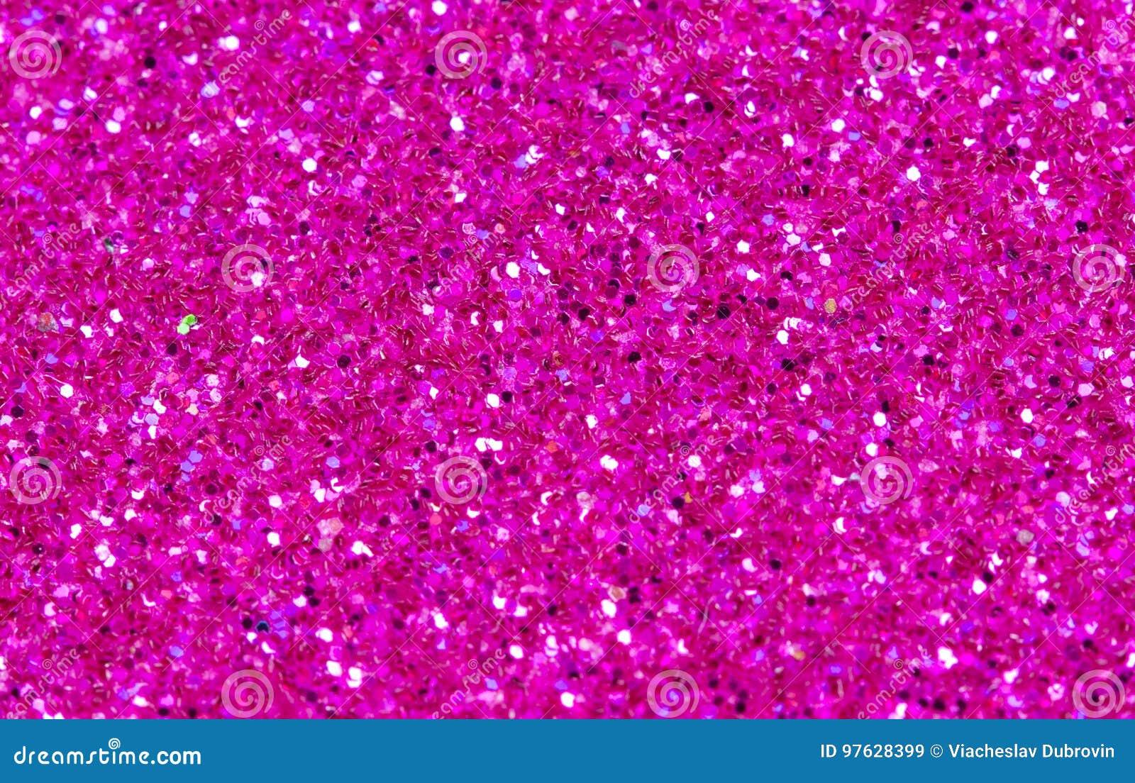 пинк абстрактной предпосылки горячий Розовое фото крупного плана яркого блеска Розовая упаковочная бумага shimmer