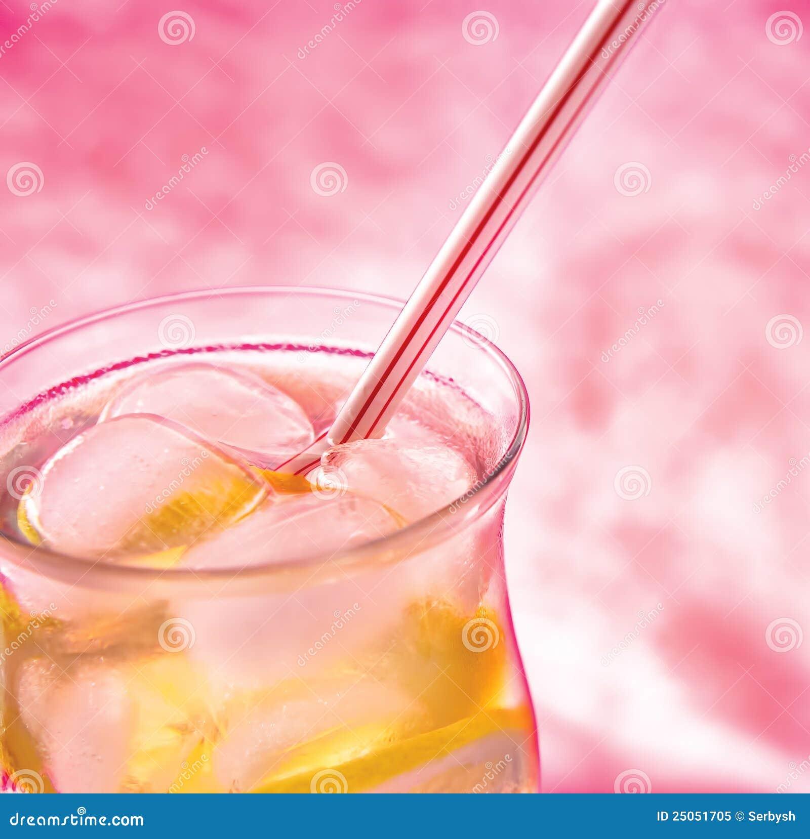 пинк лимонада предпосылки холодный свежий